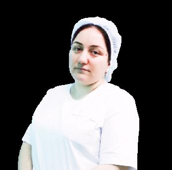 Сайпуллаева Джамиля Асадуллаевна
